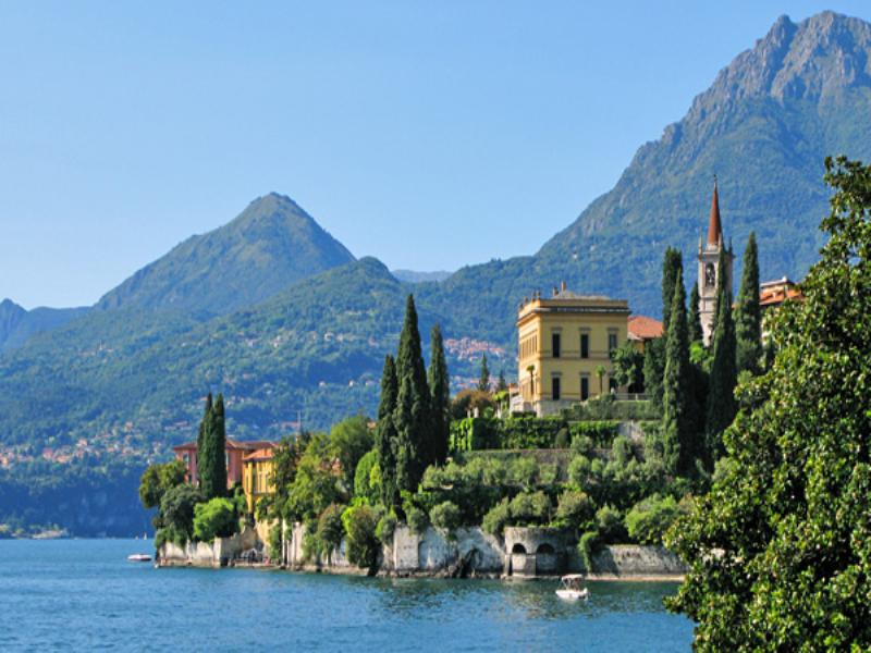 LAGO DI COMO E BELLAGIO